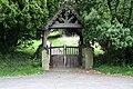 Aldermaston Church Gate (War Memorial) - geograph.org.uk - 1121002.jpg