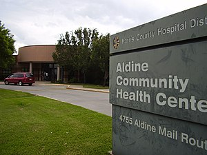 East Aldine, Texas - Aldine Community Health Center