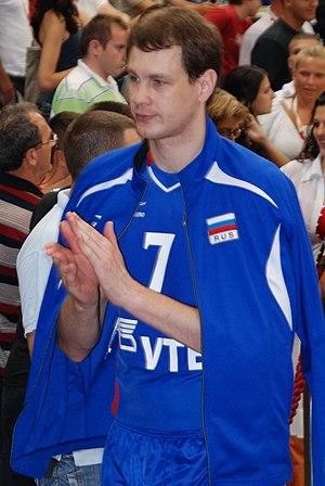 Aleksey Kazakov - Image: Aleksey Kazakov