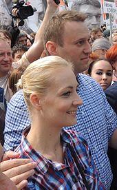 Alexei Anatoljewitsch Nawalny - Wikipedia