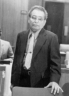 Alfonso Oiterong President of Palau