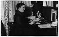 Alice Cunningham Fletcher at her Writing Desk.tif