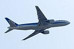All Nippon Airways, B 777-200, JA8197 (17342120721).jpg