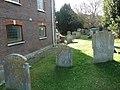 All Saints', Lewes, churchyard (X) - geograph.org.uk - 2706322.jpg