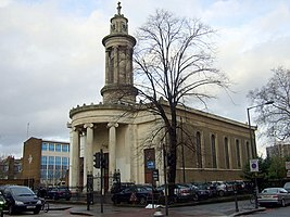 All Saints' Greek Orthodox Cathedral, Pratt Street - geograph.org.uk - 654325.jpg