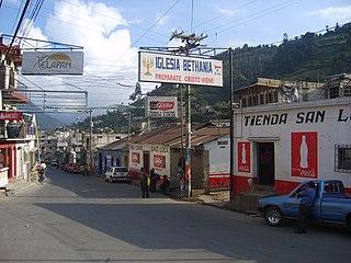 Almolonga, Quetzaltenango municipality in Quetzaltenango, Guatemala