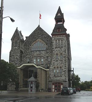 Almonte, Ontario - The Old Town Hall in Almonte