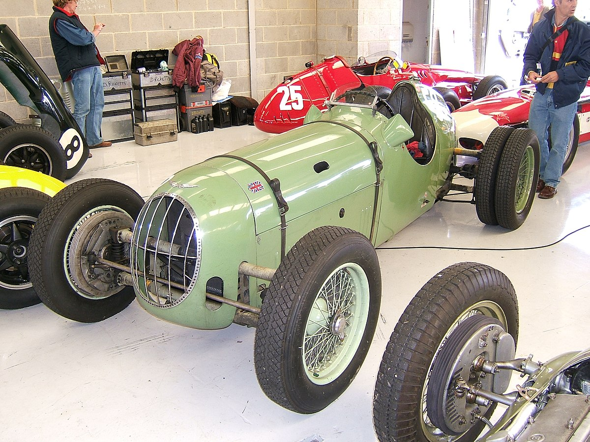 Race Cars For Sale >> Alta Car and Engineering Company - Wikipedia