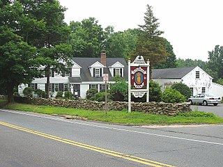 Spring Hill Historic District (Mansfield, Connecticut)