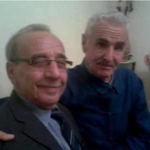 Amar Ezzahi - Boudjemaâ El Ankis (left), Amar Ezzahi (right) in 2015.