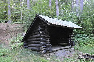 American Legion Forest CCC Shelter United States historic place