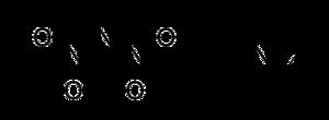 Ammonium dinitramide - Image: Ammonium dinitramide