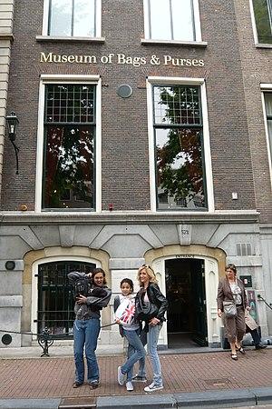 Museum of Bags and Purses - Museum of Bags and Purses, Herengracht, Amsterdam