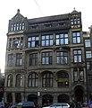 Amsterdam - Nieuwezijds Voorburgwal - Algemeen Handelsblad.JPG