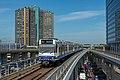 Amsterdam Sloterdijk GVB metrostellen 55-56-61 lijn 51 Centraal Station (48803123663).jpg