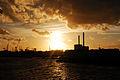 Amsterdam cityscape at dawn. Netherlands, Northern Europe.jpg