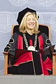 Amy Gutmann University of Pennsylvania Commencement 2009 02.jpg