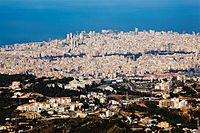 An overview of Beirut, Lebanon, which bounced back partly because of its location on the water. (VOA V. Undritz).jpg