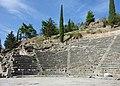 Ancient Greek theatre of Delphi 02.jpg
