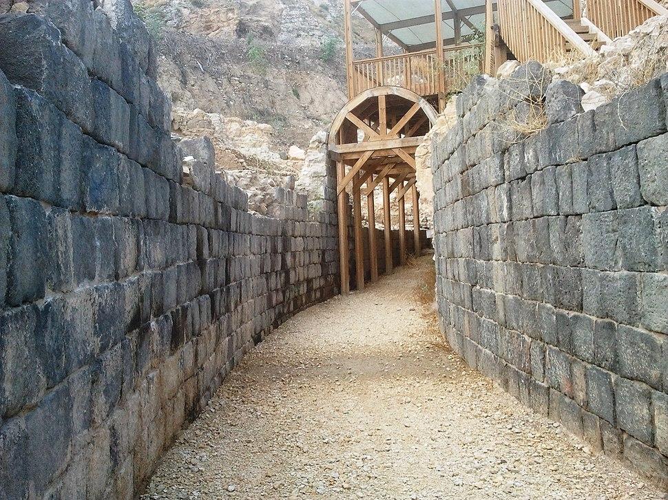 Ancient Roman Theatre in Tiberias (7)
