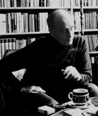 André Bjerke - Bjerke around 1980