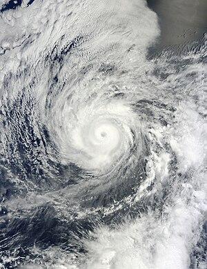 2015 Pacific hurricane season - Image: Andres 2015 05 31 1825Z