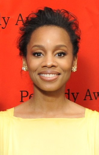 Connecticut Women's Hall of Fame - Image: Anika Noni Rose (8281946306) (cropped)