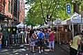 Ankeny Plaza area of Saturday Market.jpg