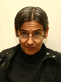 Anna Daucikova at Mezipatra 2006 - portrait.jpg