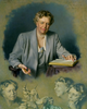 Retrato de Eleanor Roosevelt