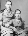 Annie and Florence Deeks circa 1880 Toronto Public Library.png