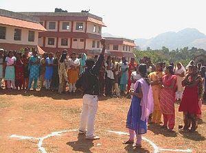 Government College, Kattappana - Annual sports fest