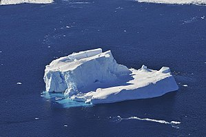 West Antarctica - Antarctic iceberg in the Amundsen Sea
