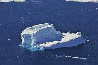 Amundsen Sea - Antarctic iceberg, Amundsen Sea