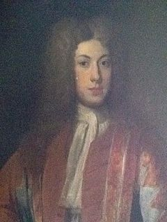 Anthony Grey, Earl of Harold English noble