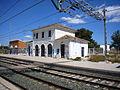 Antigua Estación de tren de San Vicente del Raspeig.JPG