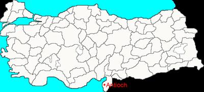 Antioch - Simple English Wikipedia, the free encyclopedia