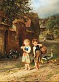 Anton Dieffenbach - Feeding the Ducks.jpg