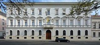 Apostolic Nunciature to Austria