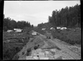 Approach to the Mataroa Tunnel on the North Island Main Trunk Line, near Taihape. ATLIB 274874.png