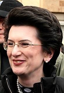 Nino Burjanadze Georgian politician