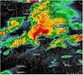 April 27, 2011, Houston, Mississippi, EF3 tornado radar.jpg