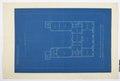 Arbetsritning, fastigheten nr 4 Hamngatan. Elektrisk installation, värmeledning m. m - Hallwylska museet - 105289.tif
