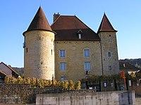 Arbois Chateau Pecauld.jpg