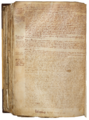 Archbishop of York's register, 9A f.326 (verso) entry 2.png