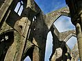 Arches, Tintern Abbey 2.JPG