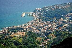 Arenzano - Image: Arenzano panorama