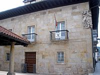 Aretxabaleta - Palacio de Arratabe-Ayuntamiento 2.jpg