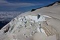 Argentina - Mt Tronador Ascent - 32 - ice walls (6816352818).jpg