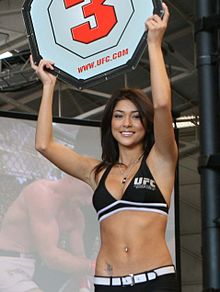 Not arianny celeste ring girl